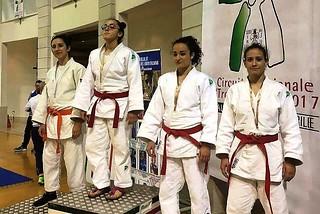 L'Asd Judo Shihan Noicattaro al 2° Trofeo Città di Martina Franca front