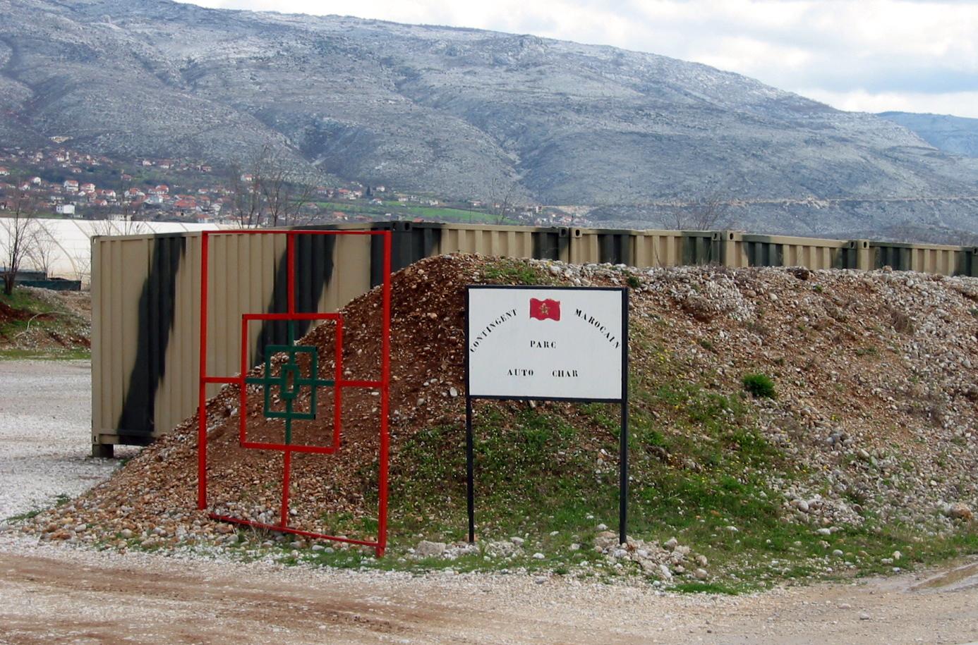 Les F.A.R. en Bosnie  IFOR, SFOR et EUFOR Althea 34525687012_63fb4b9eec_o