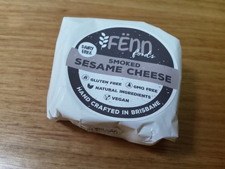 Fenn Smoked Sesame Cheese