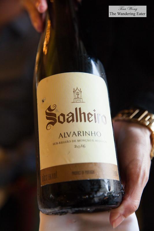 2016 Quinta de Soalheiro Alvarinho, Vinho Verde