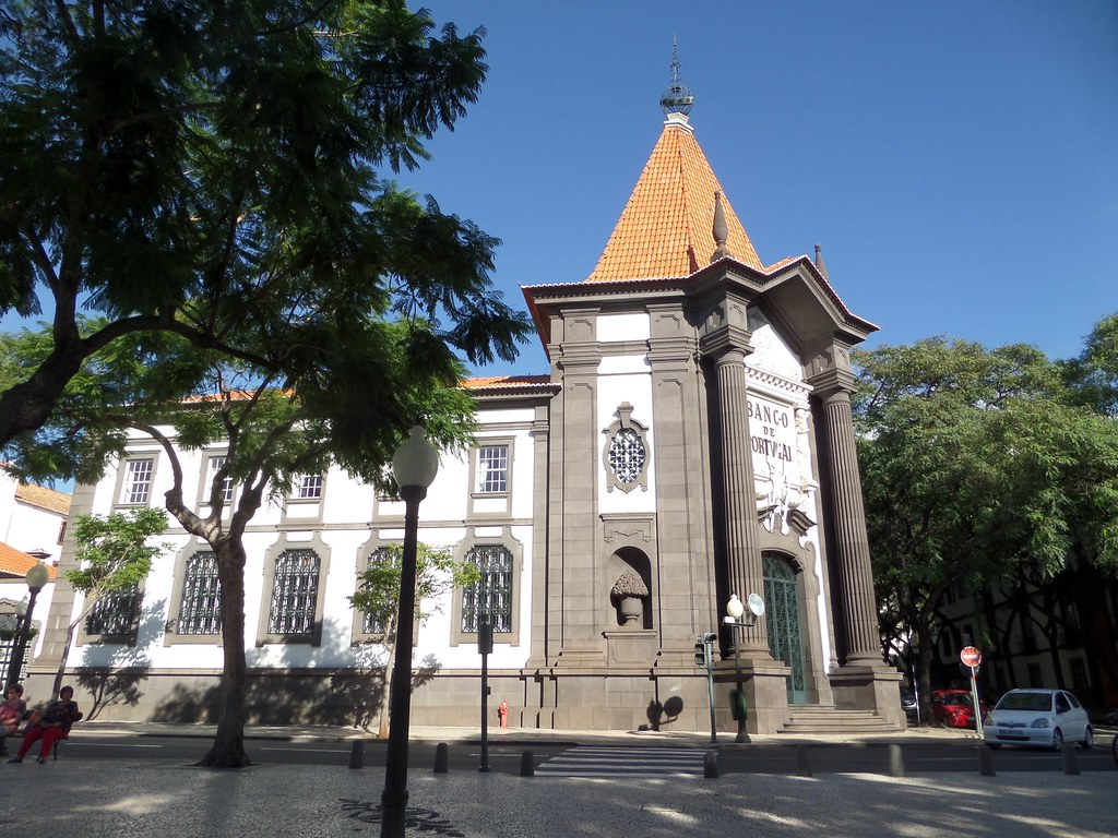 Bank of Portugal, Funchal
