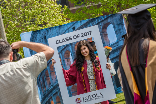 2017 Quinlan School of Business Commencement Ceremony