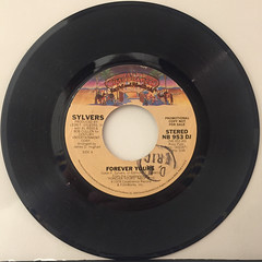 SYLVERS:FOREVER YOURS(RECORD SIDE-A)