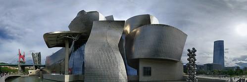 Guggenheim Bilbao - Bilbao, Spain