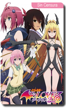 To LOVE-Ru Darkness 2nd Episodios Completos Online Sub Español