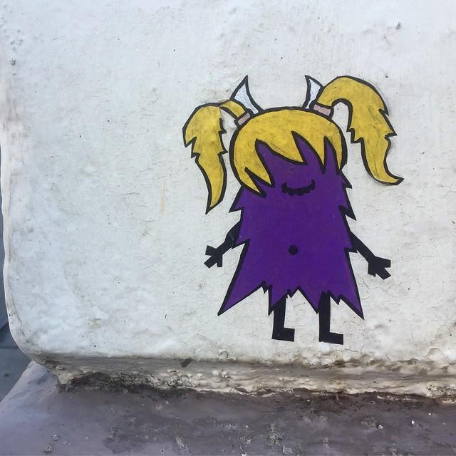 Edinburgh streetart