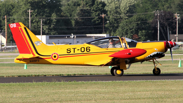 N406FD