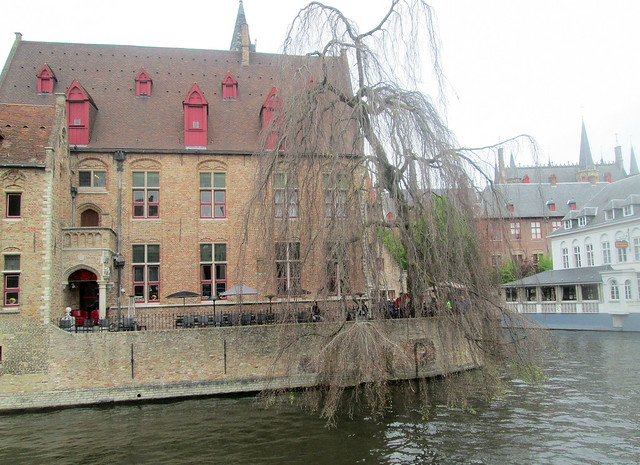 Canalside, Bruges