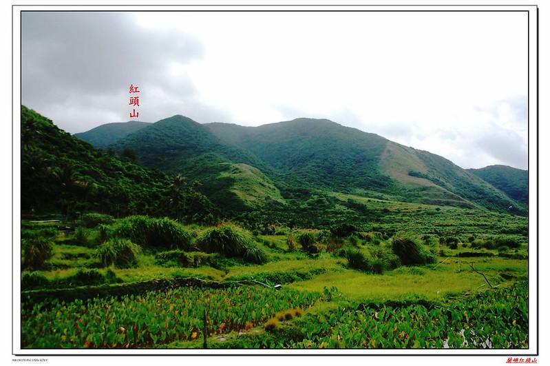 椰油望紅頭山