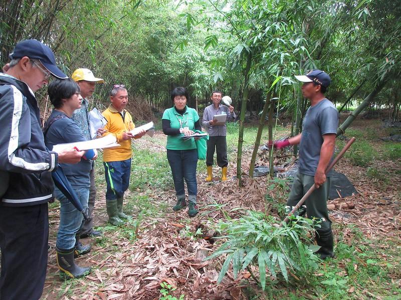 PGS多方參與式查證系統-邀民眾及專家一同實地查訪農耕地