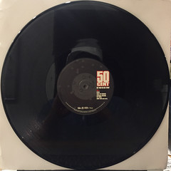 50 CENT:GET RICH OR DIE TRYIN'(RECORD SIDE-A)