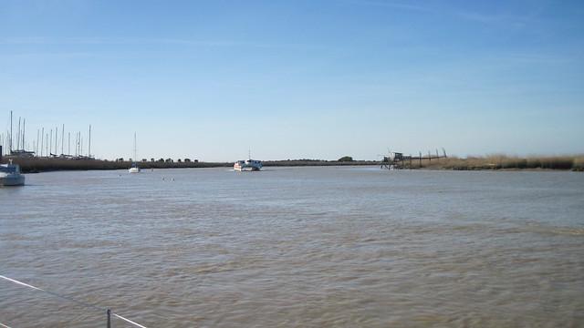 La plaisance a besoin d'une base de départ. Pour nous c'est le port Ad'Hoc de Soubise sur la Charente