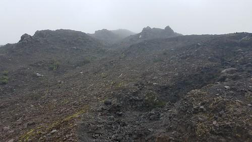 Climbing Gunung Marapi