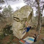 Menhir, Fontainebleau