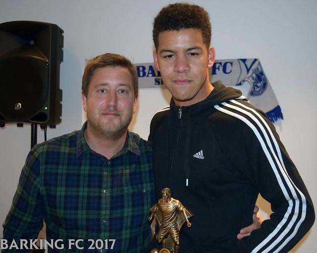 2016/17 end of season awards - Saturday May 6th 2017