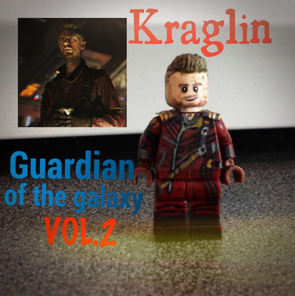 Kraglin Guardian Of The Galaxy 2 Frolcustom One Flickr