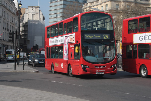 Arriva London HV97 LJ13FCX