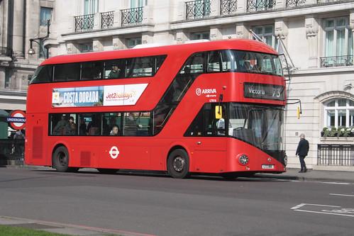 Arriva London LT816 LTZ1816
