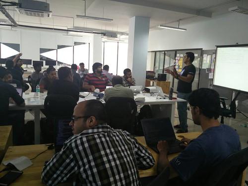 Kubernetes Workshop @Rootconf