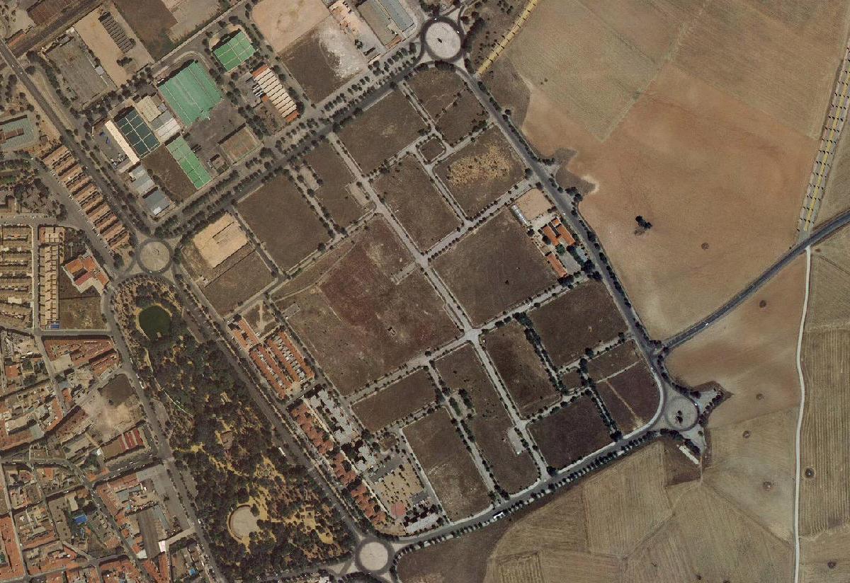 manzanares, ciudad real, johny appleseed, antes, urbanismo, planeamiento, urbano, desastre, urbanístico, construcción