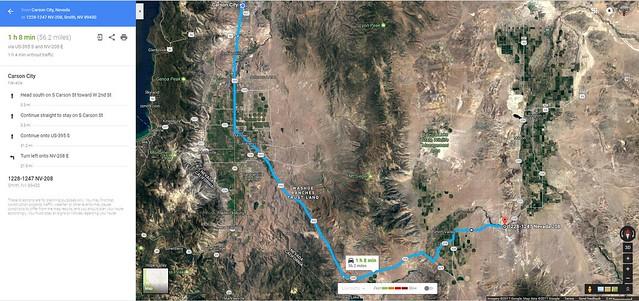 Wilson Canyon Trail