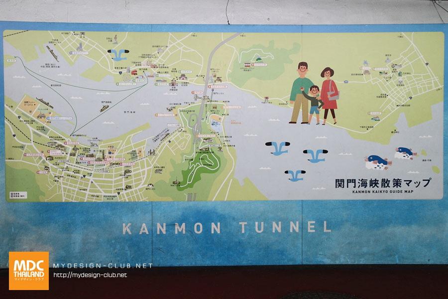 Kanmon Pedestrian Tunnel_10