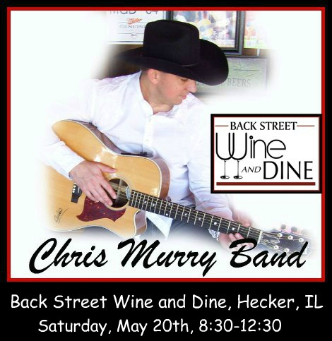Chris Murry Band 5-20-17