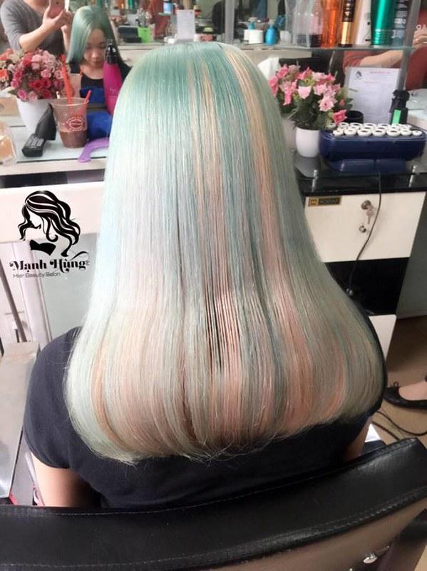 nhuộm tóc đẹp hải phòng 9