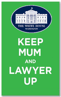 The White House Lawyers Up