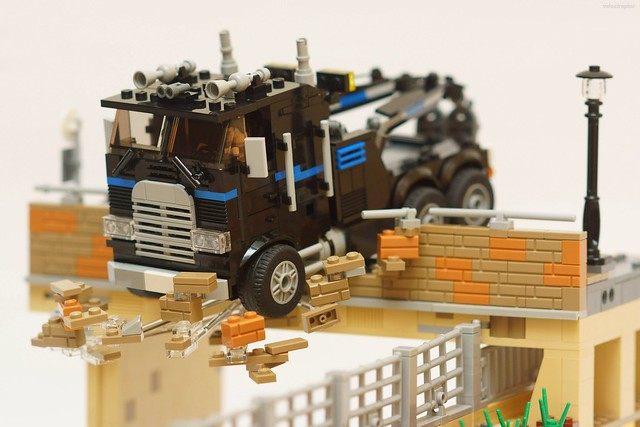 LEGO Terminator 2 Judgment Day