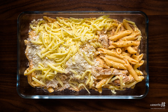 20170422 Home-cooked Chicken Penne Pasta Bake 5073