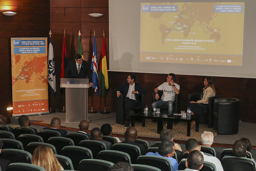 Lançamento da IV edição da Corrida Juntos Contra a Fome