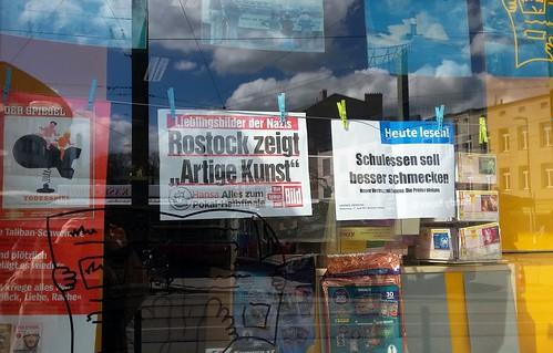 Rostock Artige Kunst