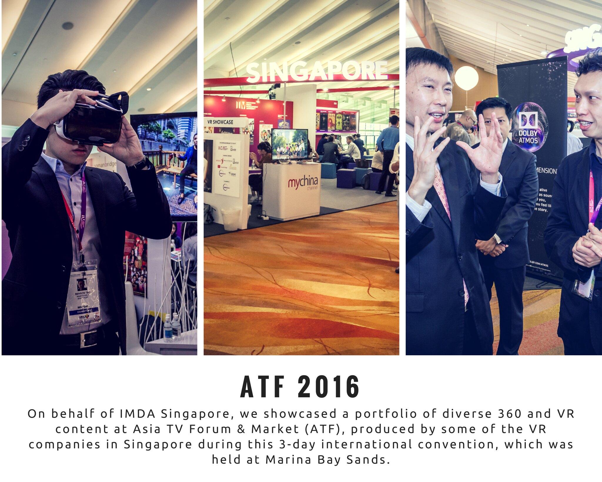 ATF 2016