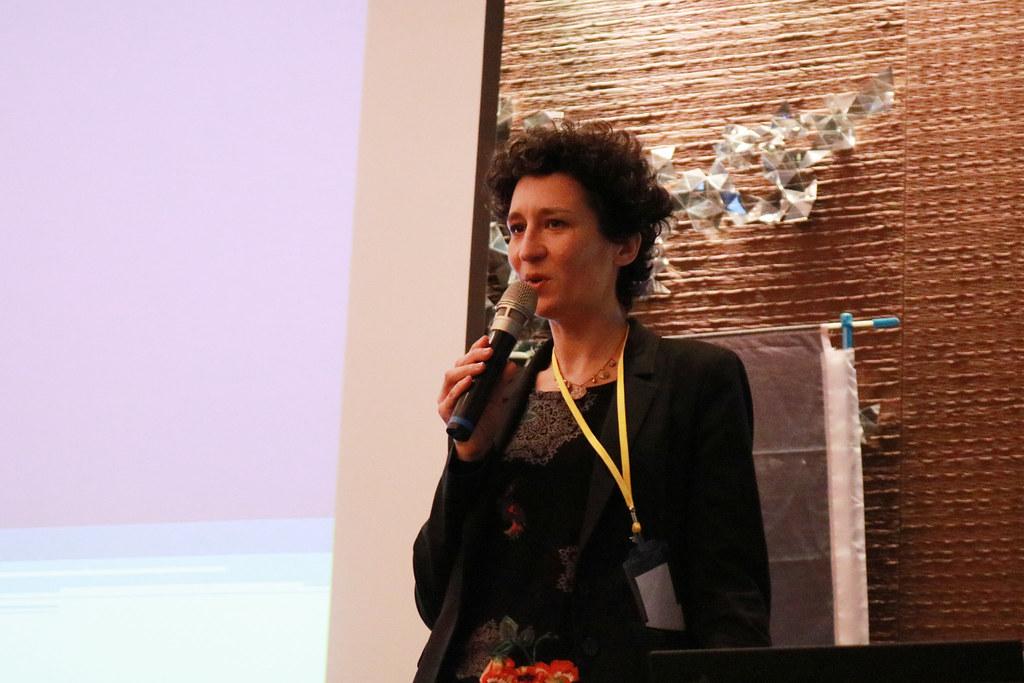 法國在台協會代表Anne Rulliat