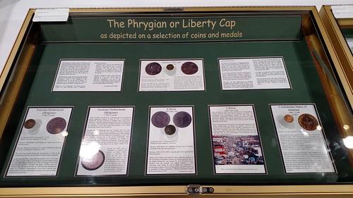 Phrygian or Liberty Cap exhibit