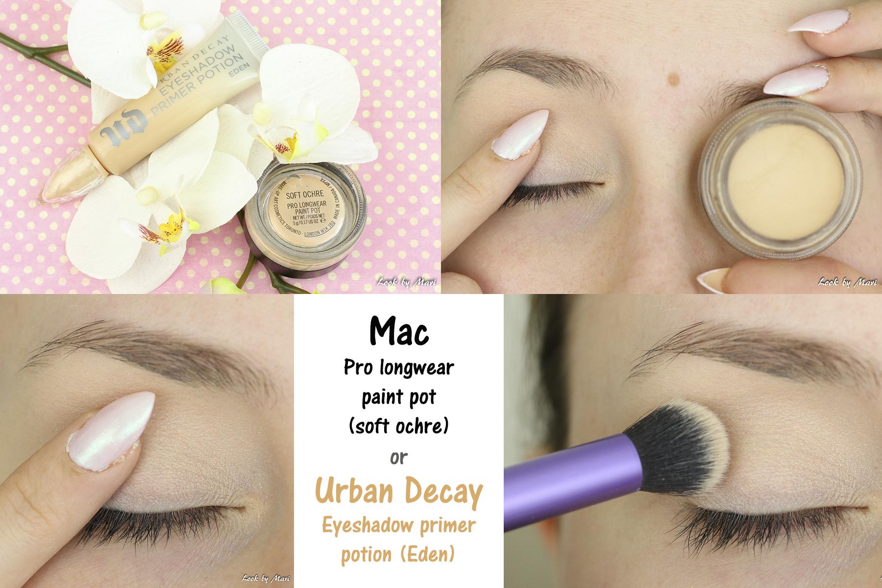 2 mac pro longwear paint pot soft ochre kokemuksia review