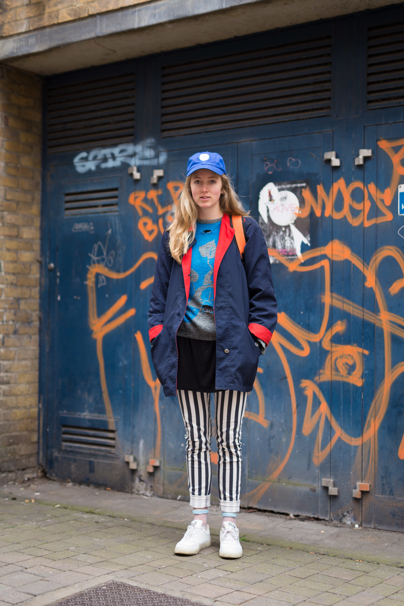 Street Style - Clementine, Oxford