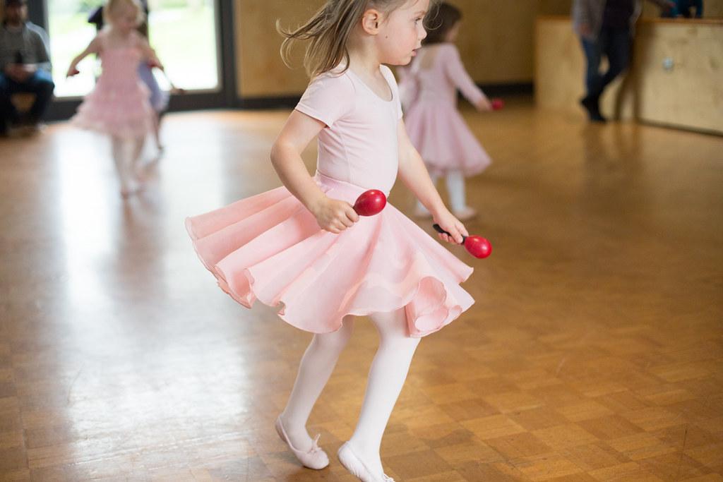 Ballet for preschoolers