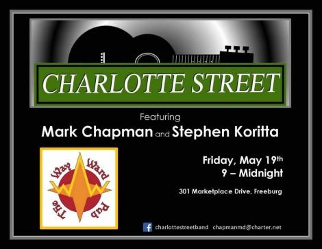 Charlotte Street 5-19-17
