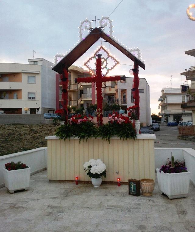 Noicattaro. Festa della Croce intero