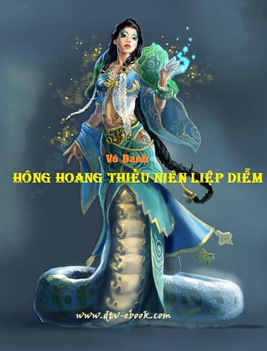 Hồng Hoang Thiếu Niên Liệp Diễm - Thiên Địa 23