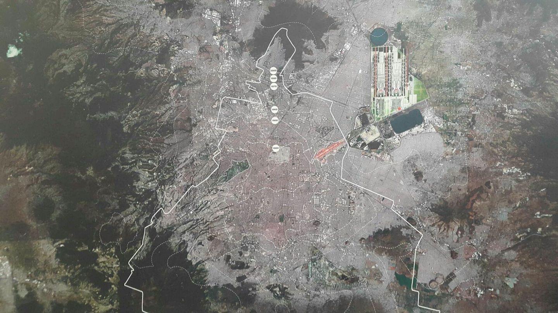 Resultado de imagen para naicm vista satélite