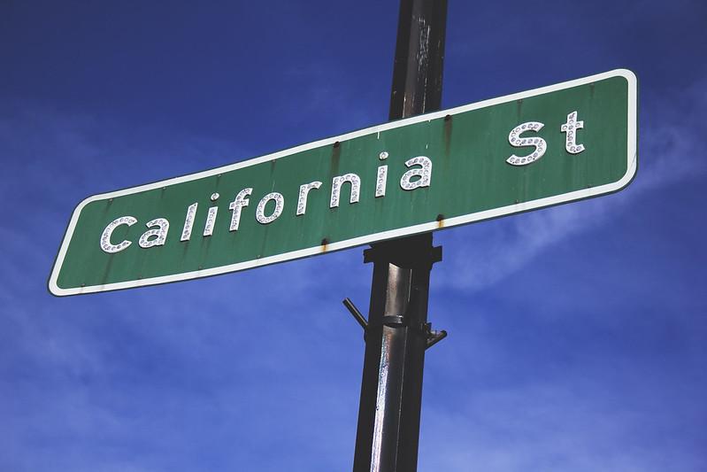 California Street, Burbank