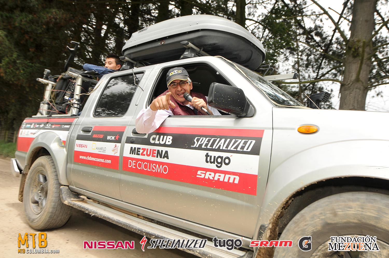 Ciclopaseo Nissan Mezuena 2017
