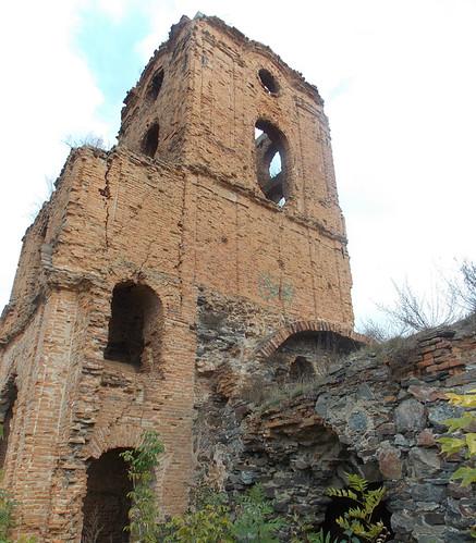Оркестрова музика в руїнах Корецького замку