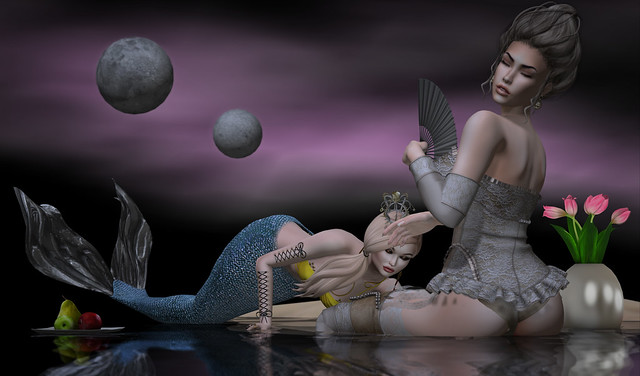 The Mermaid and the Heiress