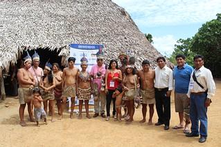 2do Dia: Visita de Investigacion a la Tribu los Boras