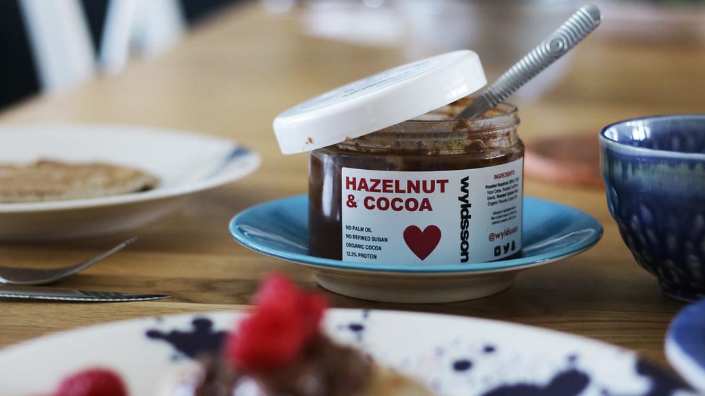 Hazelnut and cocoa