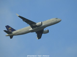 A320 Saudi AIrlines HZ-AS57 msn7666 F-WWBO delivery
